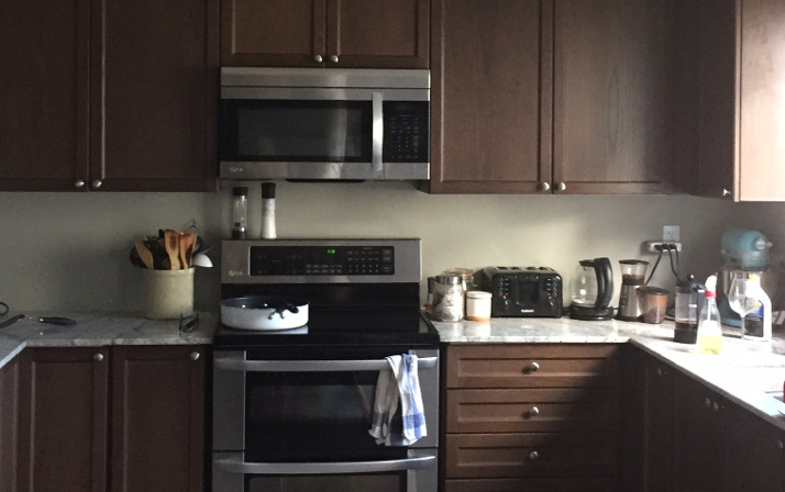 One Room Challenge Week 1: Introducing our Kitchen!