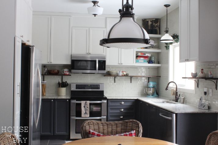 Kitchen Renovation Reveal and Sources