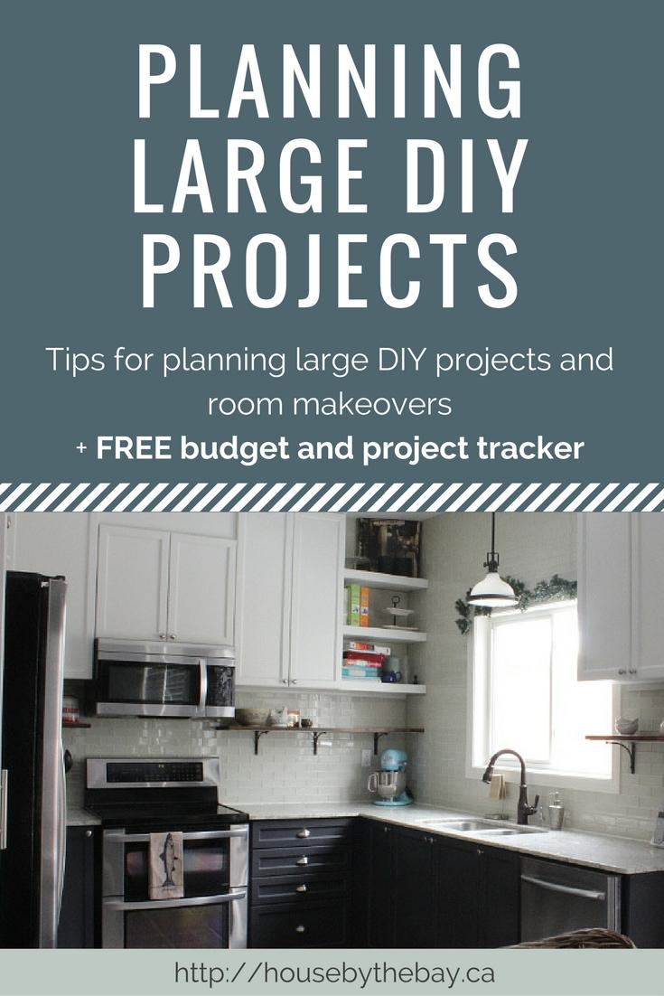 DIY Renovation Planning + a Free Worksheet