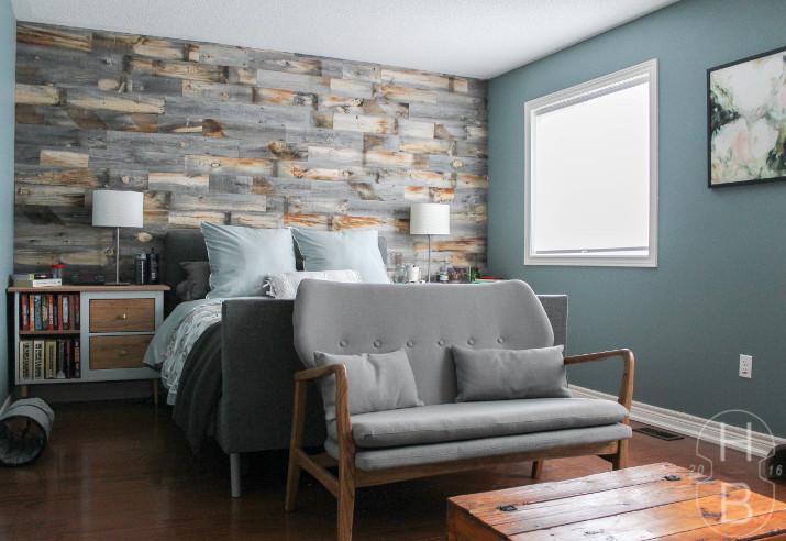 Master Bedroom Retreat | One Room Challenge Bedroom Makeover
